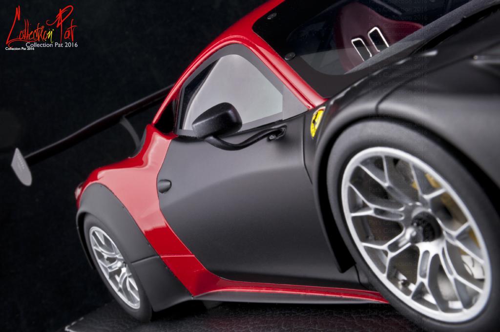 458 Italia GT3 Test 4