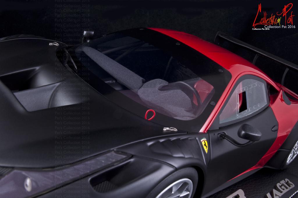458 Italia GT3 Test 2