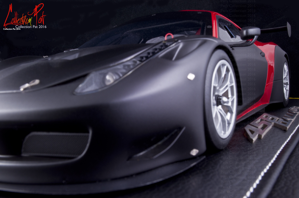 458 Italia GT3 Test 1