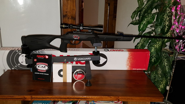 Gamo G-Magnum 1250 IGT Mach 1  CAL 22   5.5 16110902523813965414619655