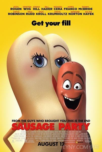 腸腸搞轟趴 Sausage Party