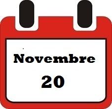 Novembre 20