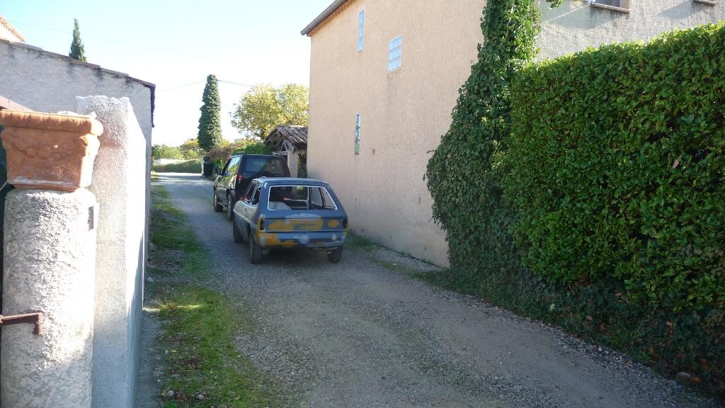 Fiesta MK1 Blacktop 2L. 16111706171012905814643048