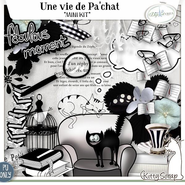 Une vie de Pa'chat de Kittyscrap dans Novembre 16111710562819599814643594