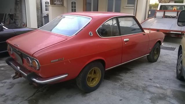 1971 Mazda Rx2: Mazda RX2 Coupé 1971 SOLD