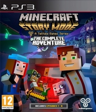 Minecraft : Story Mode - The Complet...