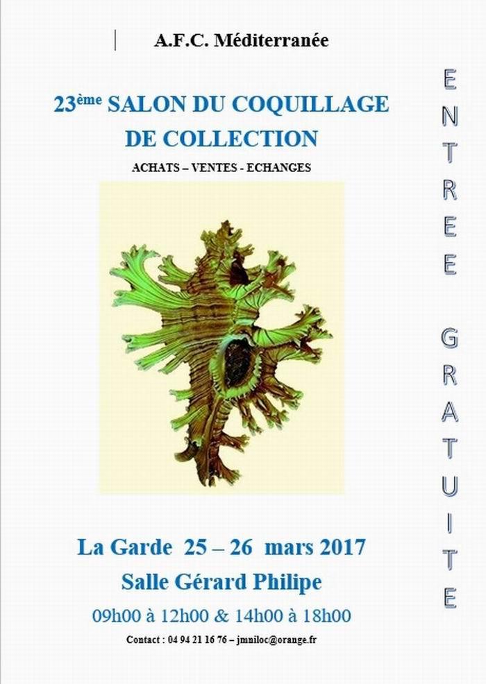 2017 Bourse de La Garde - 25 et 26 mars 16112410380214587714656019