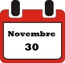 Novembre 30