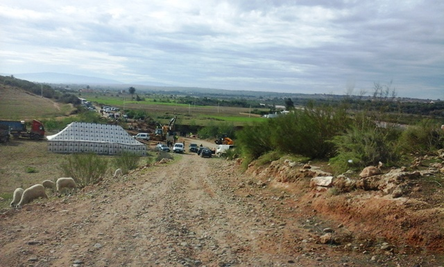 [Carburant, Routes, Police] Route cotiere R301 coupée au sud de Souira 16113008103718477114672823