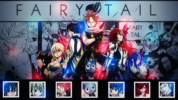 [Shonen] Fairy Tail ! 16113002445617769414671800