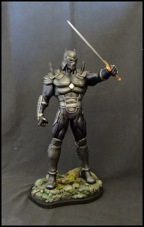 Black Panther armor 1/4 custom 16120406180416083614681540