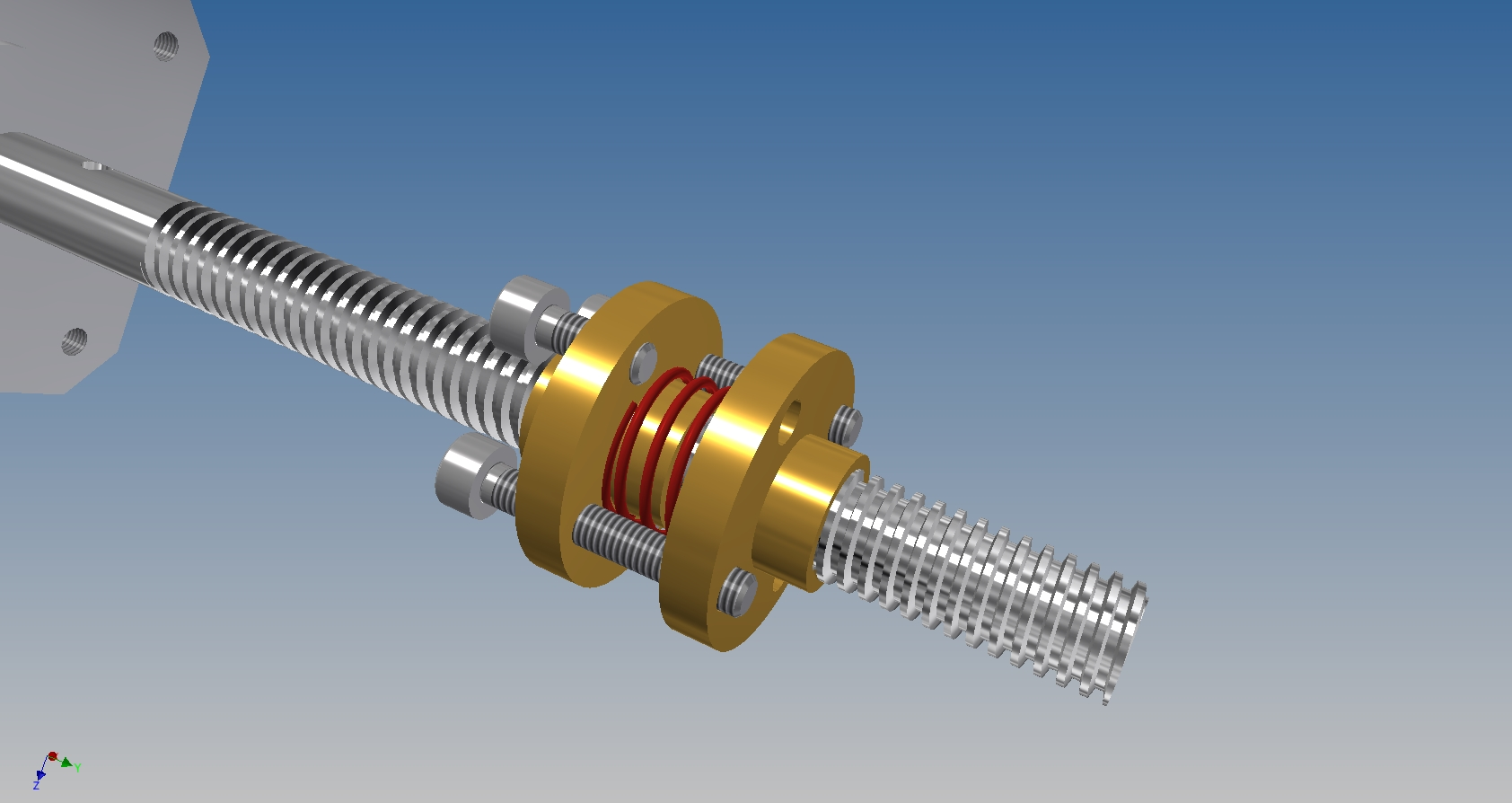 Z-axix linear bearings - 3D Printing Forum