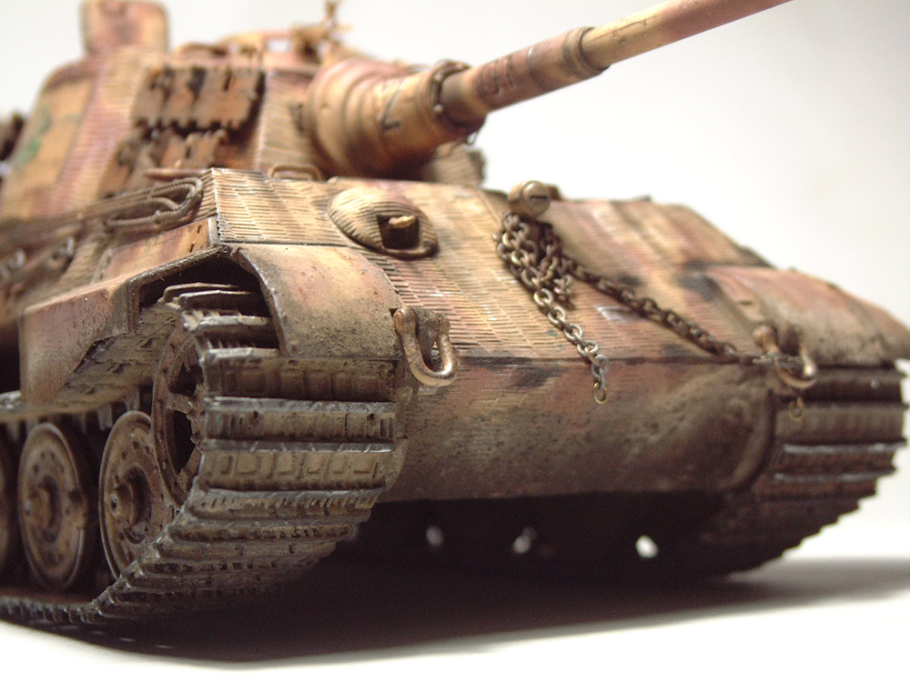 "Sdkfz-182 ""King Tiger"" - tourelle Henshel - 1/35e [Takom] 1612110435234769014700888"