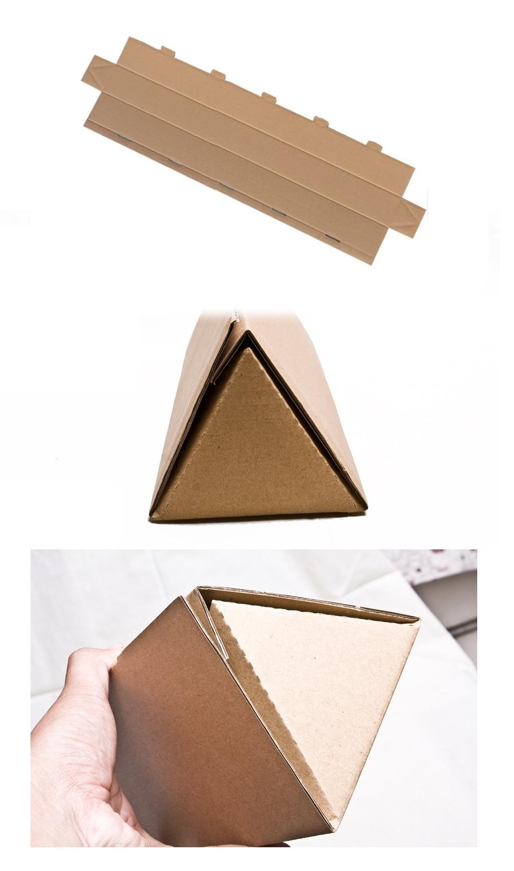 lot de 20 carton d 39 emballage long tube triangulaire 130x13x13 cm 1300mm ebay. Black Bedroom Furniture Sets. Home Design Ideas
