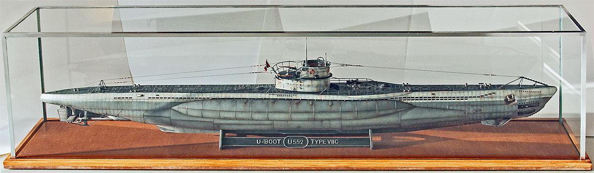 U-boat Andréa 54 mm 16121511043914703414708509