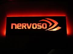 Service backplate - Nervoso