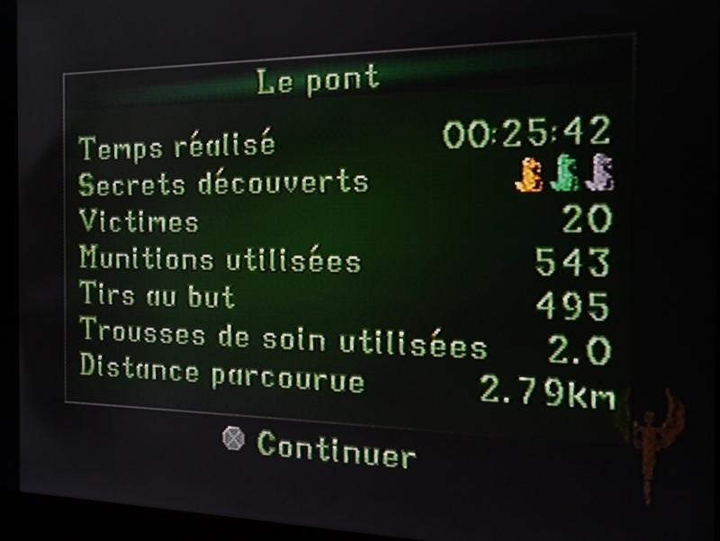 Niveau 10 : Le Pont 16121611341020259514711933