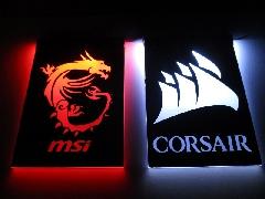 Service backplate - corsair msi