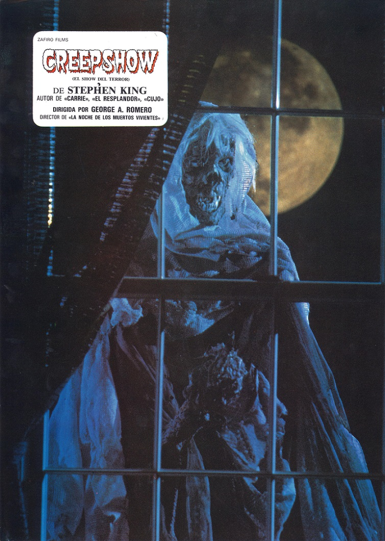 ALBUM PHOTO : CREEPSHOW (1982) dans ALBUM PHOTO 16121709193615263614712087
