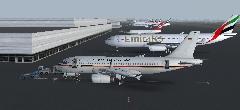 161206_OIFM-OMDB_Bild12_AtGate<br /> 59_InOneRowWithEmirateAircraft<br /> s.jpg