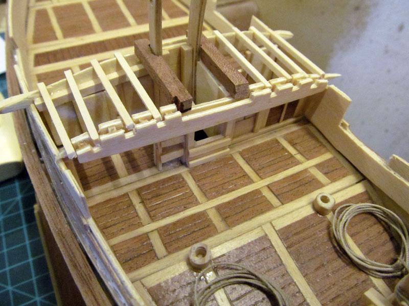 Construction d'un Higaki Kaisen - 1/72 - Scratch  - Page 3 16121906274418121214716688