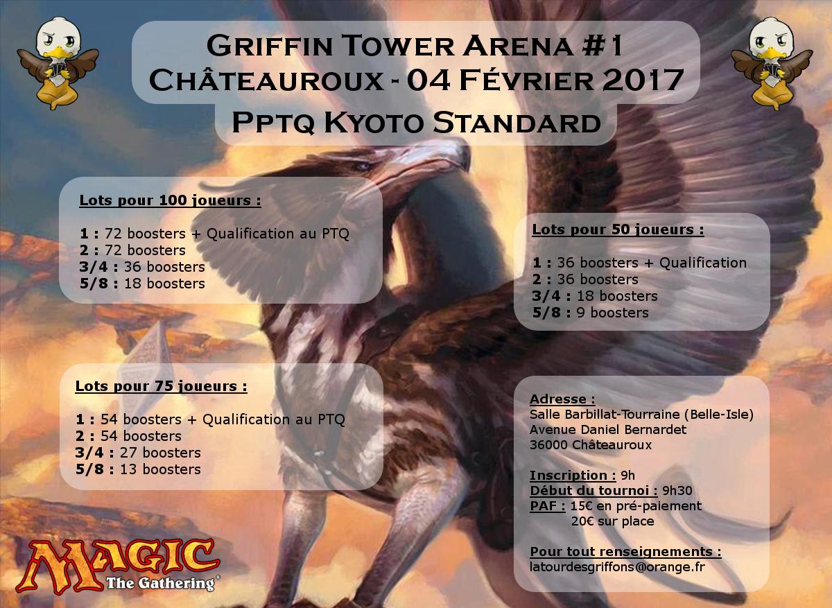 [Châteauroux] Griffin Tower Arena #1 04/05 Février 2017 16121912010712950214715273