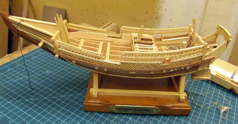 Construction d'un Higaki Kaisen - 1/72 - Scratch  - Page 4 16122306333318121214723090