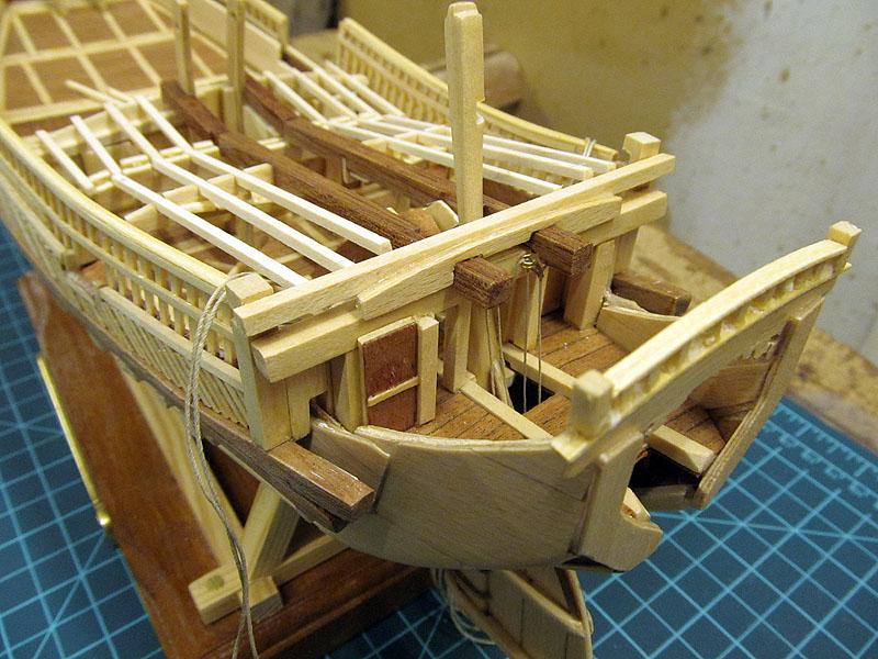 Construction d'un Higaki Kaisen - 1/72 - Scratch  - Page 4 16122404511118121214724911