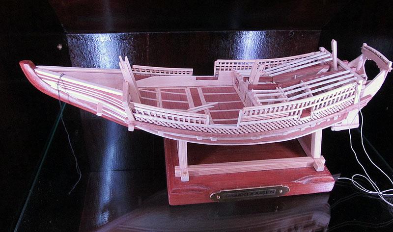 Construction d'un Higaki Kaisen - 1/72 - Scratch  - Page 4 16122404511318121214724912