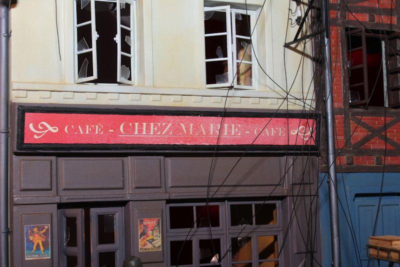 Chez Marie - Half-track M3 Dragon 6332 - Miniart 36006 - 1/35 16122507325914106614725769