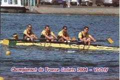 Album 2004 - Championnats de France Cadets