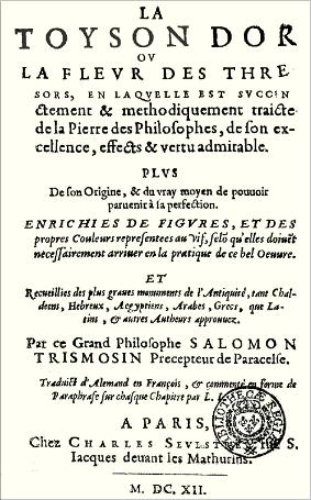 La Toyson d'Or ou la Flevr des Thresors (L.I.) 16122805564119075514732370