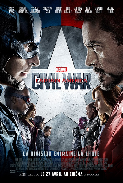 CRITIQUE EXPRESS : CAPTAIN AMERICA, CIVIL WAR dans Cinéma 16123007324915263614737866