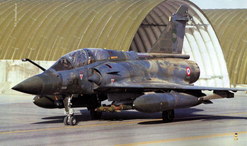 ( Heller) Mirage III au 1/72 .....en cours - Page 3 1701010121276230014741386