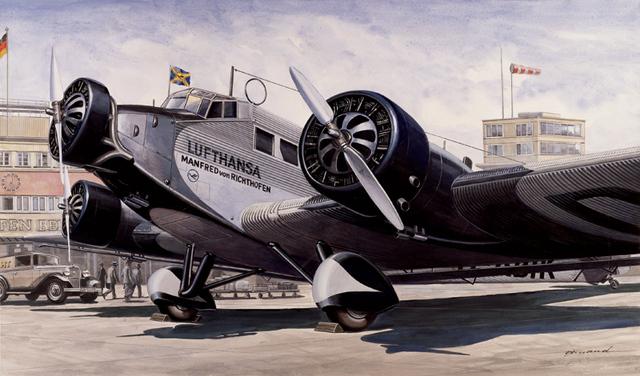 "Junkers Ju-52 ""Milka"" ( Italeri plus  décals Karaya et FFSMC au 1/72 )  17010101591710194414741685"