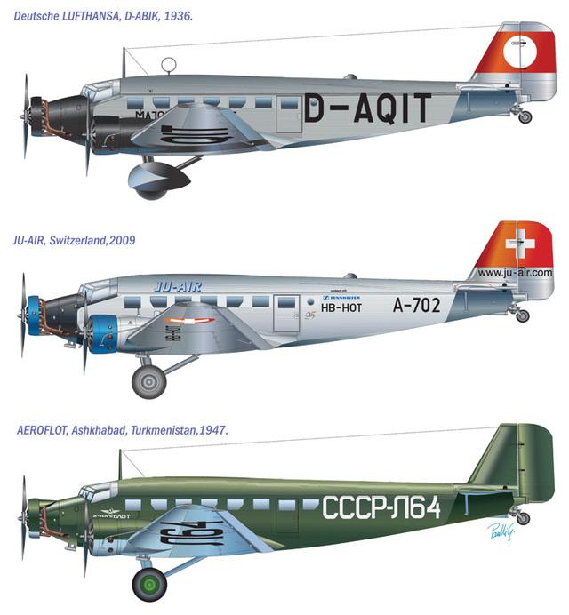 "Junkers Ju-52 ""Milka"" ( Italeri plus  décals Karaya et FFSMC au 1/72 )  17010101592310194414741691"