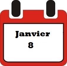 Janvier 8