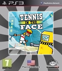 Tennis in the Face