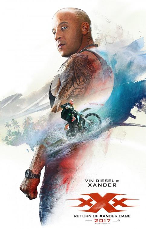 限制級戰警:重返極限 xXx: Return of Xander Cage