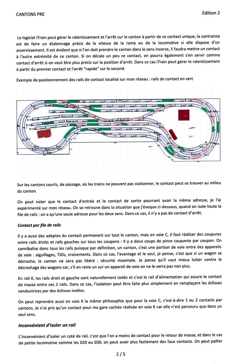 Différents systèmes de rétrosignalisation en digital 17010311430114636714745861