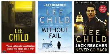 Jack Reacher - Tome 1 à 18 - Lee Child