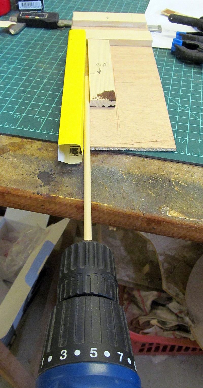 Construction d'un Higaki Kaisen - 1/72 - Scratch  - Page 5 17010705323718121214755917