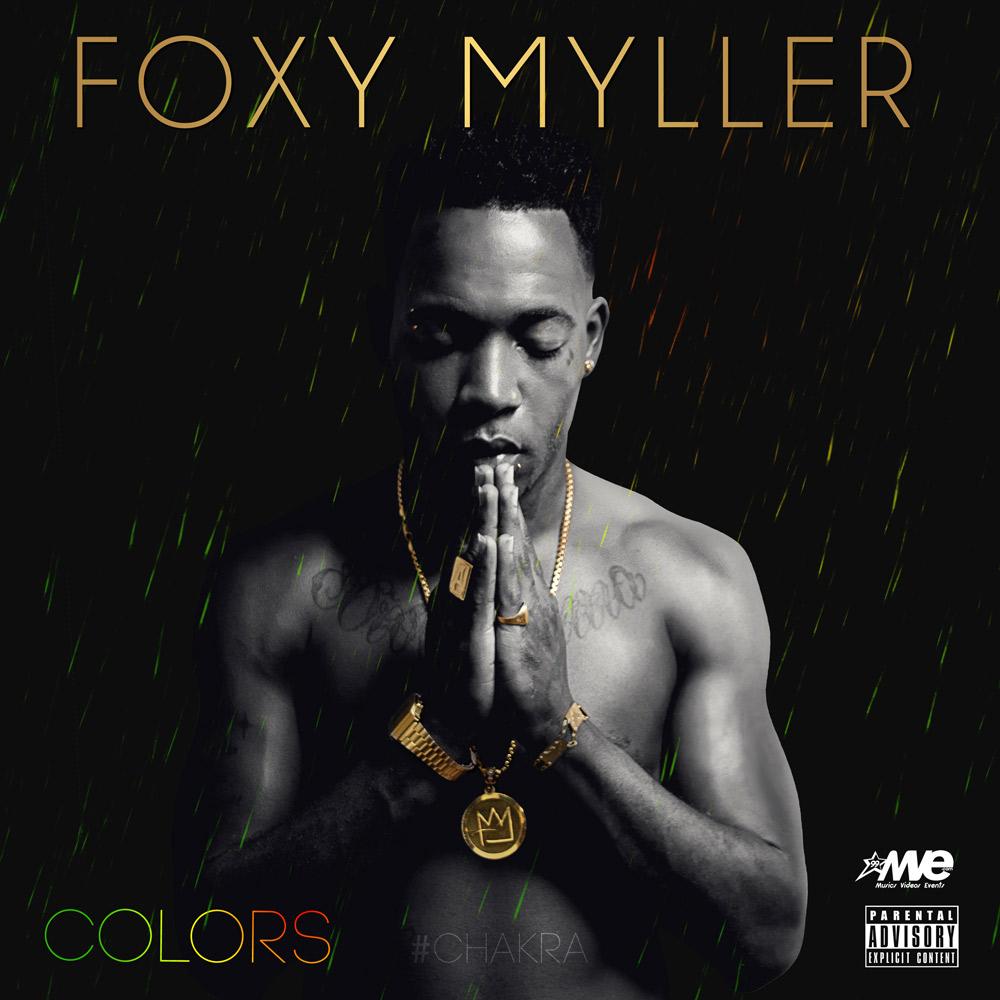 DECOUVRE VITE LE NOUVEL ALBUM DE FOXY MYLLER