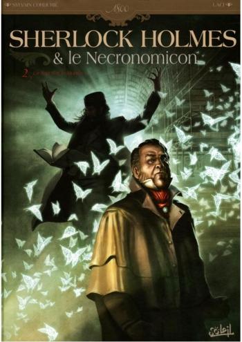 Sherlock Holmes & le necronomicon - Tome 1 et 2