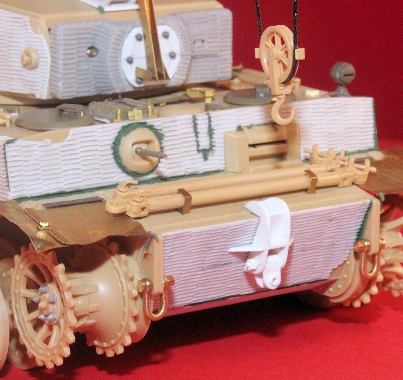 Tigre Tracteur (Conversion perso sur base ACADEMY) 1/35 17011210324314106614769127