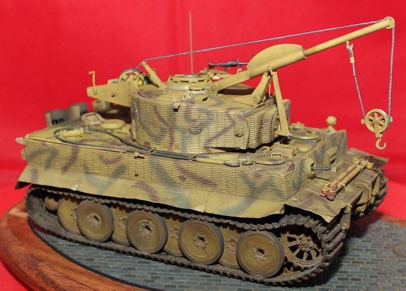 Tigre Tracteur (Conversion perso sur base ACADEMY) 1/35 17011210392414106614769137