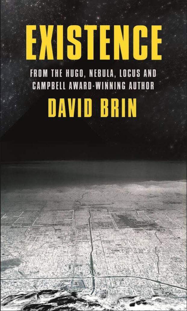 Existence - David Brin