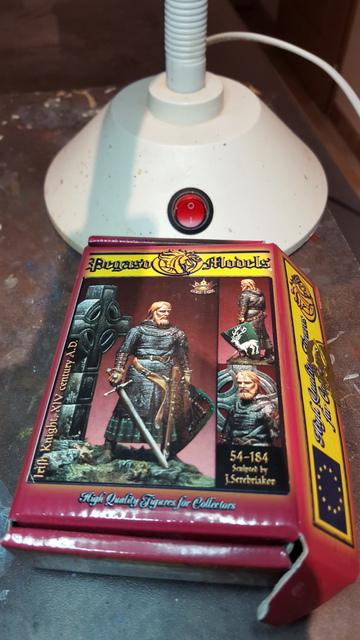 Irish Knight - Pegaso 17011407313314336414772767