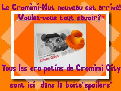 Le Cromimi-Nut n°68 17011412030120785014771313