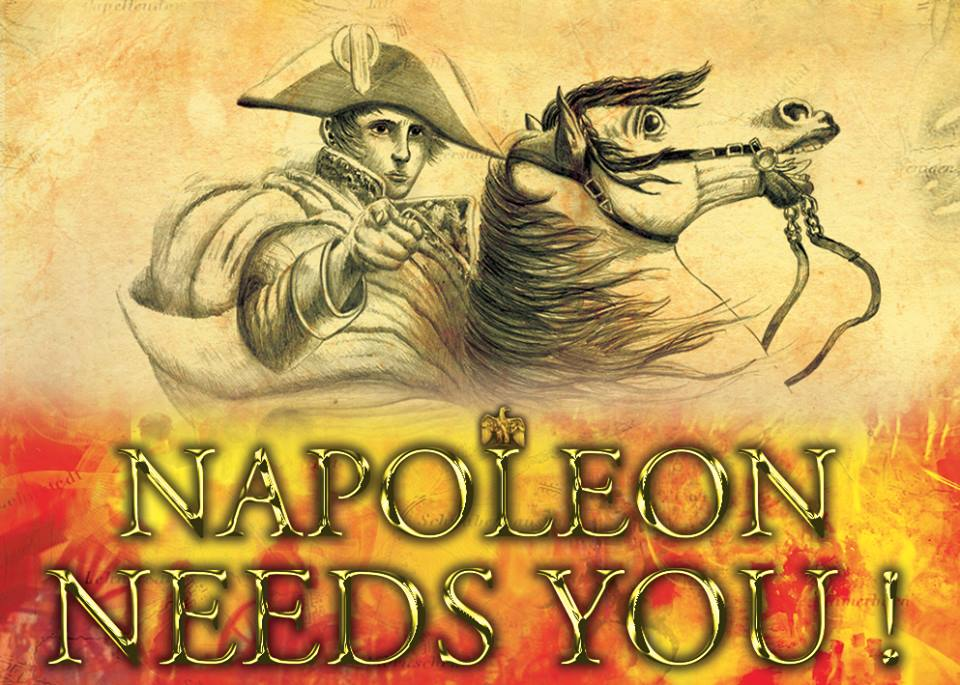 [Kickstarter] Napoléon 1806 17011511113822505114773584
